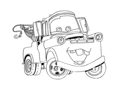 coloring pages lightning mcqueen and mater top 10 disney cars 3 coloring pages