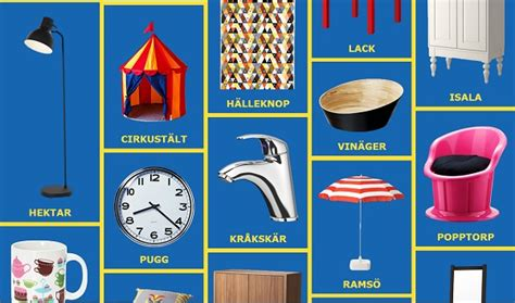 ikea names a website that teaches you how to pronounce the names of