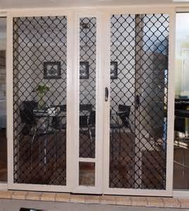 Patio Security Door Door Security Patio Door Security Grill