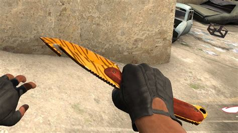 Gut Knife Ultraviolet Bs wts wtt gut knife tiger tooth fn sell trade