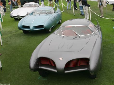 Alfa Romeo Bat by 1954 Alfa Romeo Bat 7 Supercars Net