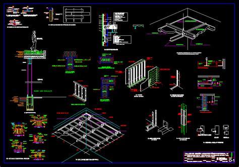 construction details dwg detail  autocad designs cad