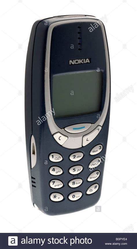 nokia old mobile picture old nokia mobile telephone stock photo royalty free image