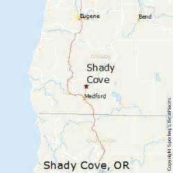 cove oregon map best places to live in shady cove oregon