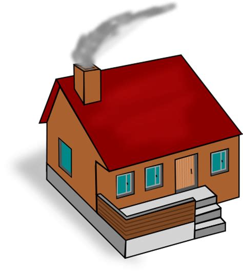 house smoke chimney buildings homes homes 3 house smoke