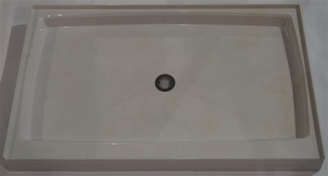 5 Foot Shower Base by 36 X 60 Shower Base Superior Home Products