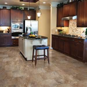 Cheap Kitchen Flooring Linoleum Linoleum Kitchen Flooring For Country Style Kitchen Decor