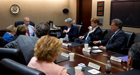 Situation Room by Biden Talks Syria In Situation Room Politico