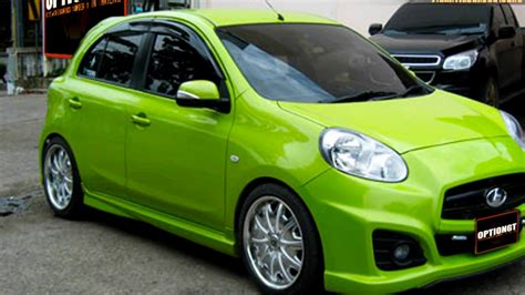 Outer Magkok Handel Nissan March ช ดแต ง nissan march ช ดแต ง impul โดย optiongt