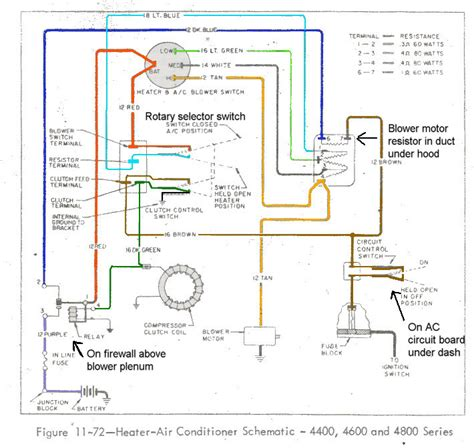 auto ac diagram schematic auto parts diagrams