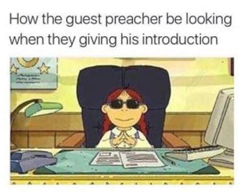 Black Preacher Meme - church jokes one liners kappit