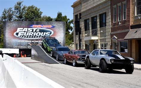 American Fast Cars by And Cars Gather For Grand Opening Of Fast Furious