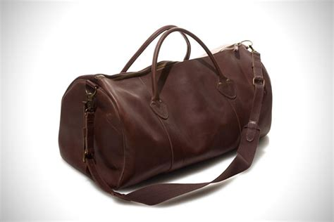 ll bean leather sofa the 40 best duffel bags and weekenders for men hiconsumption
