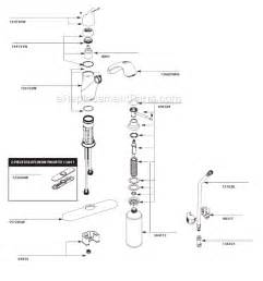 Moen Kitchen Faucet Parts Diagram Gallery For Gt Moen Kitchen Faucet Diagram