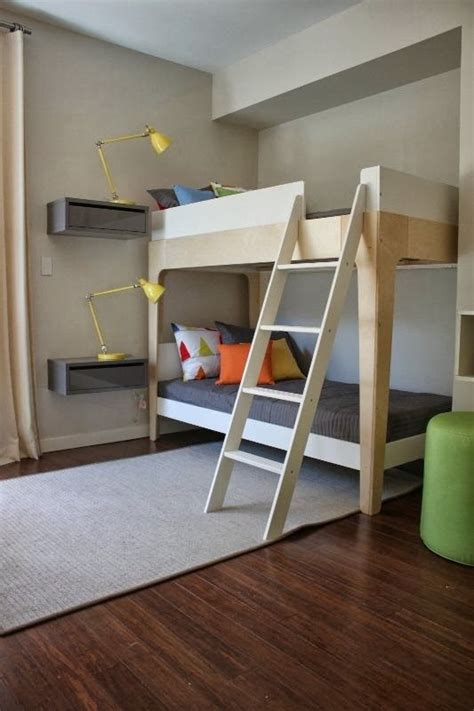 Bunk Bed With Shelf Headboard by 17 Best Ideas About Bunk Bed Shelf On Bunk