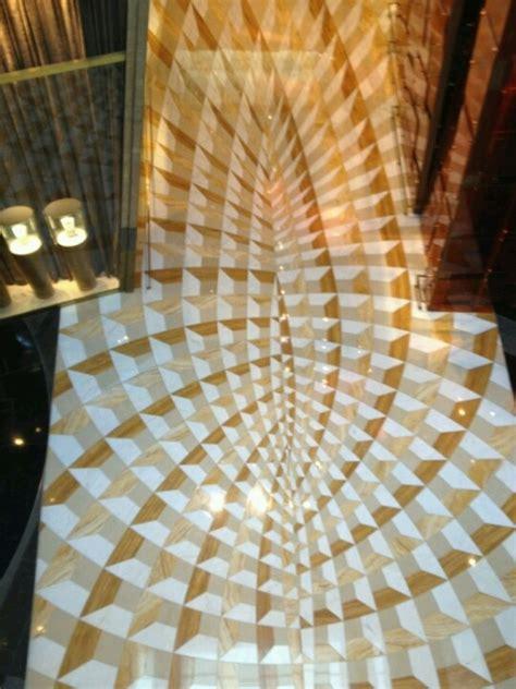 aria las vegas resort hypnotic tile pattern patterns textiles fabrics pinterest las