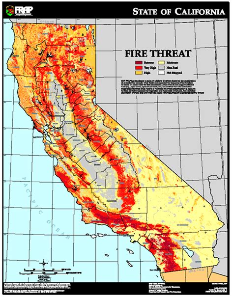 fires in california map threat map mapwatch