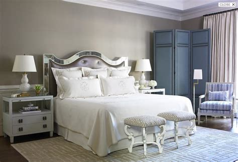 Bedroom Headboards by Mirror Headboard Bedroom Hill Interiors