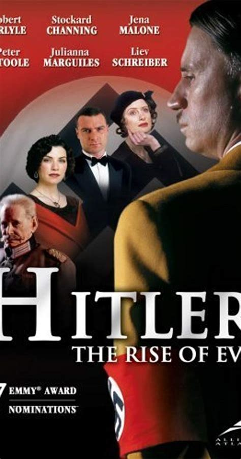adolf hitler biography in hindi movie hitler the rise of evil tv mini series 2003 imdb