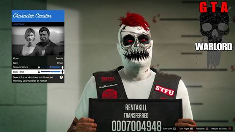 reset gta online character gta 5 how 2 change online characters appearance all new
