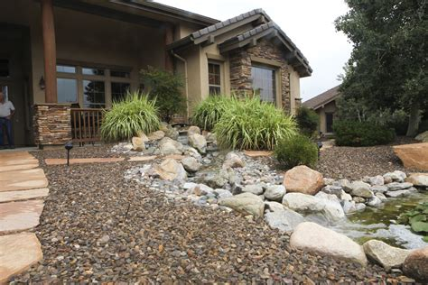 Landscape Rock Prescott Water Features Tk Prescott Landscaping Arizona