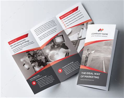 Free Product Brochure Template by High Quality Brochure Printing Custom Printed Brochures