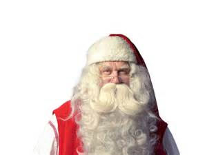 Secret 301 why does santa have a long white beard