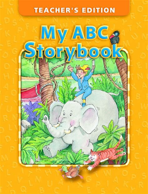 my edition books my abc storybook s edition elementary by beat