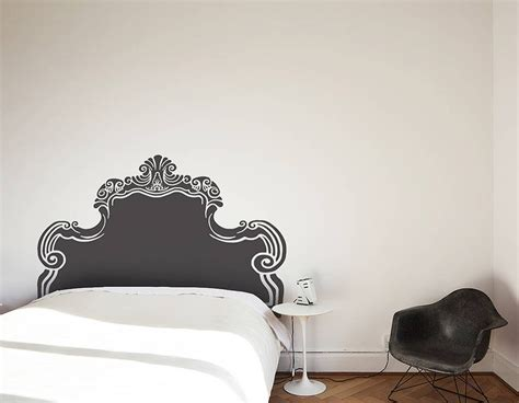 retro headboard 28 best vintage bed headboard wall sticker vintage