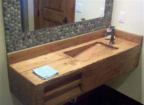 wood bathroom sink double bathroom sink natural wooden touch of corner bathroom sink the unfinished