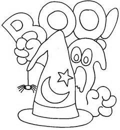 coloring worksheets for kindergarten halloween coloring