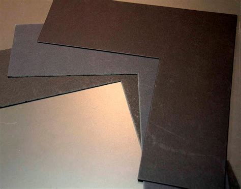 Custom Cut Photo Mats by Custom Cut Mats For Framing 4 Ply Black With White