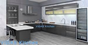 contemporary kitchen design high gloss lacquer