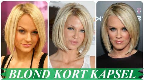 blonde bob youtube blonde bob kapsels youtube
