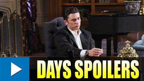 day spoiler days of our lives spoilers week 4 24 17 april 24 april