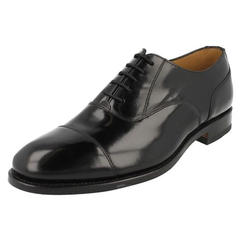 mens loake formal leather g fitting shoes the style 200