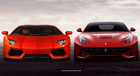 Whats Better Or Lamborghini Poll Which Is The Better Looking Supercar The