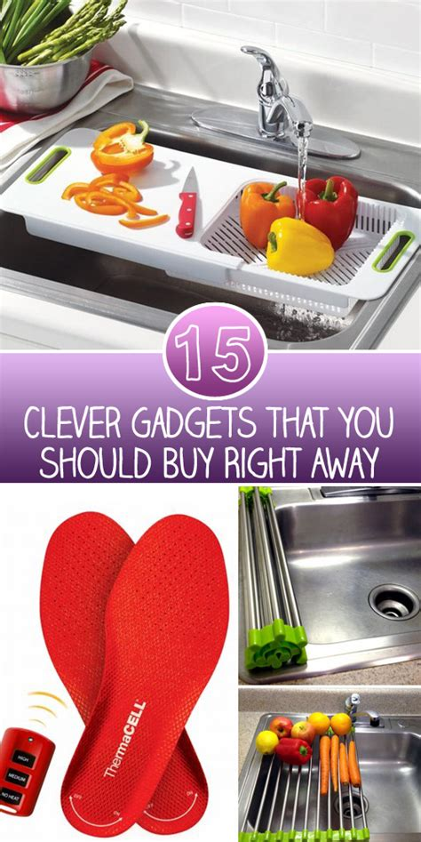 clever gadgets 15 clever gadgets that you should buy right away skinny ninja mom