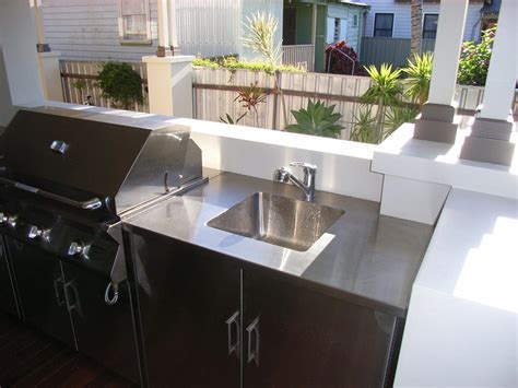 bbq bench tops stainless steel bench tops stainless bench tops