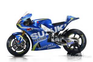 Suzuki Moto Gp Team Photos La Suzuki 2017 De Motogp Motorsport