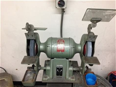 gmf bench grinder bench grinder gmf 8 inch auction 0216 5019600