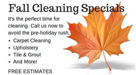Time For Spring Cleaning fall bel air carpet cleaning