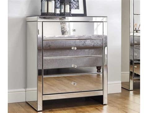 house of hton maisie mirrored 4 door chest reviews giralda mirrored 4 drawer chest