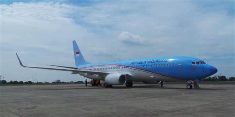 garuda militer sekilas pesawat kepresidenan ri