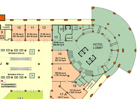 florida mall floor plan the mall ground floor plan