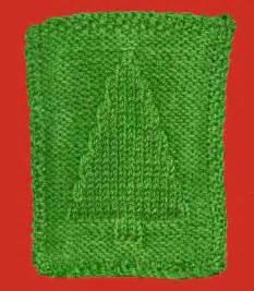 christmas tree knitting pattern dishcloth free knitted dishcloth patterns for christmas crochet
