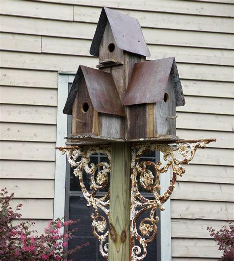 inspiring stand bird house ideas for your garden 38 decomg