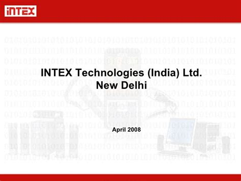 Daster Lowo New Delhi Limited 1 intex technologies india ltd new delhi