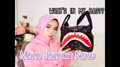 Tas Jaman Now what s in my bag update bahasa indonesia tas jaman