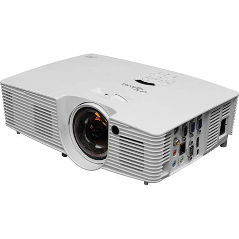 Lcd Projector Optoma dlp